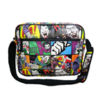 Borsa Tracolla Messenger Joker Pop Art