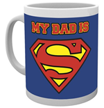 Superman - My Dad (Tazza)