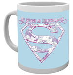 Superman - Mum Legendary (Tazza)