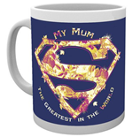 Superman - Mum Greatest (Tazza)