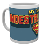 Superman - Indestructable Dad (Tazza)