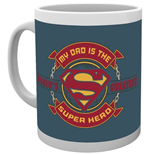 Superman - Dad Super Hero (Tazza)