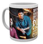 Tazza Supernatural - Sam & Dean