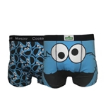 Set Boxer I Muppets Cookie Monster