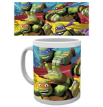 Teenage Mutant Ninja Turtles - Logo (Tazza)