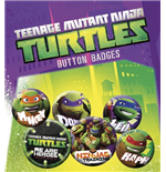 Teenage Mutant Ninja Turtles - Heroes (Badge Pack)