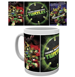 Teenage Mutant Ninja Turtles - Grid (Tazza)
