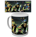 Teenage Mutant Ninja Turtles - Gaming (Tazza)