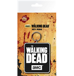 Walking Dead (The) - Logo (Portachiavi Gomma)