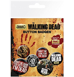 Walking Dead (The) - Phrases (Badge Pack)