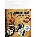 Walking Dead (The) (Badge Pack)