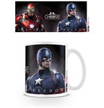 Tazza Captain America 213000