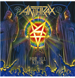 Vinile Anthrax - For All Kings (2 Lp Picture+2 Cd)