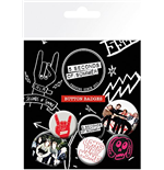 5 Seconds Of Summer - Mix 2 (Badge Pack)