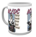 Tazza Ac/Dc - Dirty Deeds