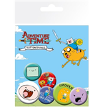 Adventure Time - Finn (Badge Pack)