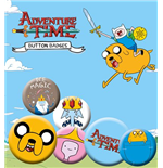 Adventure Time - Jake (Badge Pack)