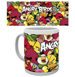 Angry Birds - Pile Up (Tazza)