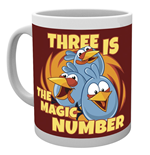 Angry Birds - Magic Number (Tazza)