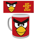 Angry Birds - Get Angry (Tazza)
