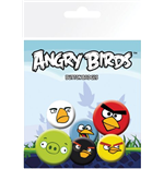 Angry Birds - Faces (Badge Pack)