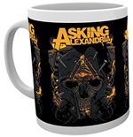 Asking Alexandria - Nails (Tazza)