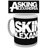 Asking Alexandria - Logo (Tazza)