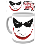 Batman The Dark Knight - Why So Serious (Tazza)