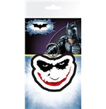 Batman The Dark Knight - Joker Smile (Portachiavi Gomma)