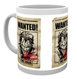 Batman Comic - Joker Wanted (Tazza)