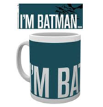Batman Comic - I'm Batman Simple (Tazza)