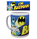 Batman Comic - I'm Batman Bold (Tazza)