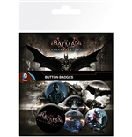 Batman Arkham Knight - Mix (badge Pack)