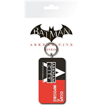Batman Arkham City - Escape (Portachiavi Gomma)