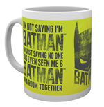 Batman - I'm Not Saying (Tazza)