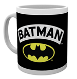 Batman - Clean Logo (Tazza)