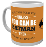 Tazza Batman - Be Yourself
