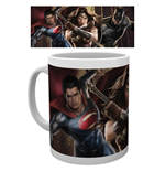 Batman V Superman - Trio Action (Tazza)