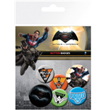 Batman V Superman - Mix (Badge Pack)