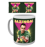 Big Bang Theory (The) - Sheldon Bazinga (Tazza)
