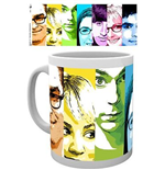 Big Bang Theory (The) - Rainbow (Tazza)