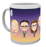 Tazza The Big Bang Theory - Characters