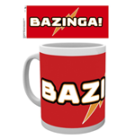 Tazza The Big Bang Theory - Bazinga