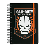 Call Of Duty Black Ops 3 - Logo (Quaderno A5)