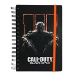 Call Of Duty Black Ops 3 - Cover (Quaderno A5)