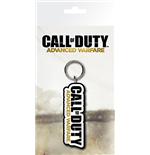 Call Of Duty Advanced Warfare - Logo (Portachiavi Gomma)