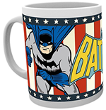 Dc Comics - Batman Vintage (Tazza)