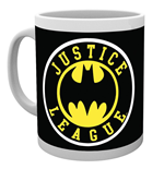 Dc Comics - Batman - Justice League (Tazza)