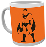 Dc Comics - Superman Stand (Tazza)