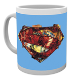 Dc Comics - Superman Art Logo (Tazza)